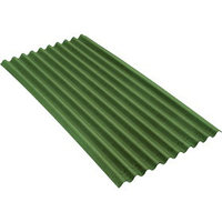 Лист Ондулин SMART 1,950,96м, зеленый