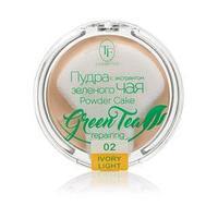 Пудра для лица TF Green Tea, тон 02 слоновая кость