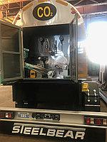 Полуприцеп-цистерна для транспортировки жидкой СО2 ЦЖУ-10,0-2,0