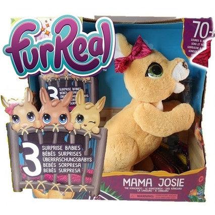 Набор Кенгуру Джози и ее малыши FurReal Friends