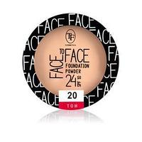 Пудра для лица TF Face To Face компактная, тон 20