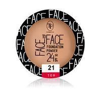 Пудра для лица TF Face To Face компактная, тон 21