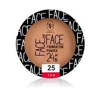 Пудра для лица TF Face To Face компактная, тон 25