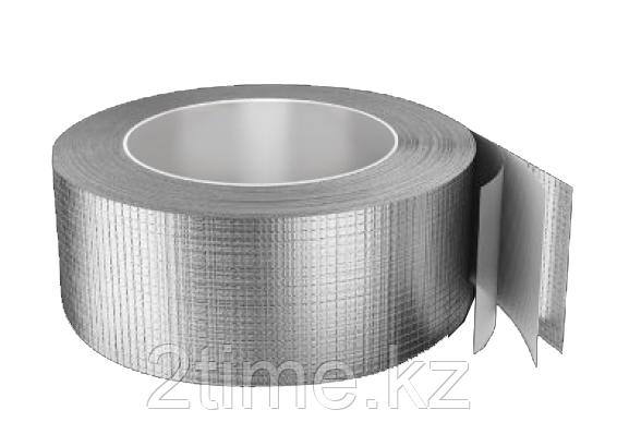 Алюминиевый  скотч 75mm*25m