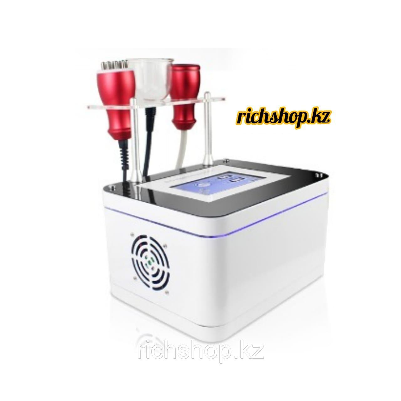 Аппарат горячего вакуума с манипулой биоэнергомассажа и банками