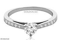 Кольцо с бриллиантом, DR2364
