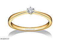 Кольцо с бриллиантом, DR2658