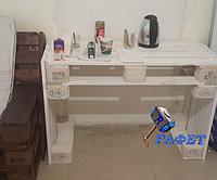 Столик из паллет в стиле лофт