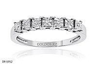 Кольцо с бриллиантом, DR5952W