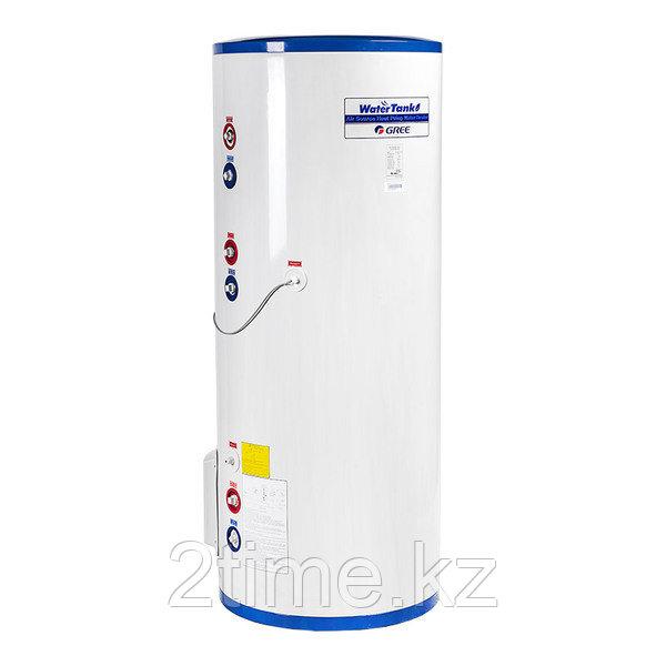 Накопительный бак для воды GREE-300L: SXVD300LCJ2/A-K (2-х контурный)