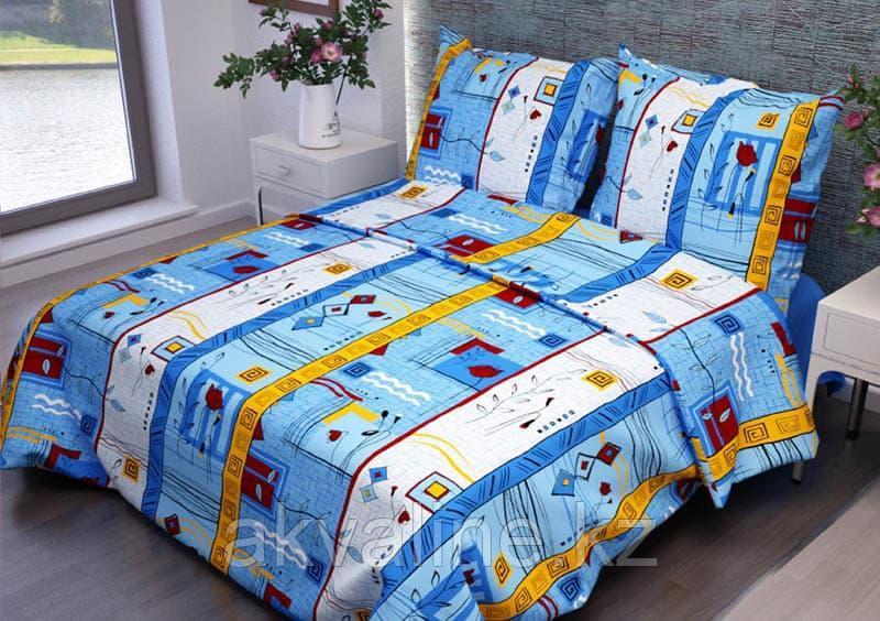 Постельное белье 133-3 Стамбул синий «Астра»