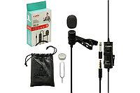 Петличный микрофон Cande Black DC-C1, фото 1