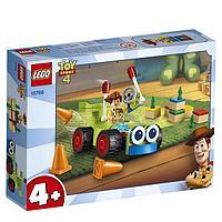 LEGO Джуниорс История игрушек-4: Вуди на машине 10766