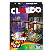 Hasbro Games игра Клуэдо Дорожная версия B0999