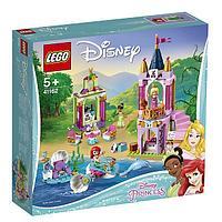 Конструктор LEGO Disney Princess Королевский праздник Ариэль, Авроры и Тианы 41162