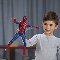 Hasbro Spider-Man Фигурка человека-паука со световыми и звуковыми эффектами B9691