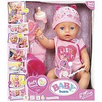 ZAPF Baby born Кукла Интерактивная, 43 см 825-938