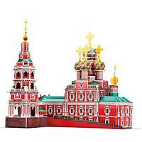 CubicFun Рождественская церковь (Россия) MC191h