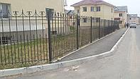 Заборы, оградки, ограждения