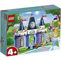 LEGO Принцессы Дисней Праздник в замке Золушки 43178