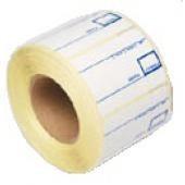 Термоэтикетка 58х30 (800 этикеток) с печатью