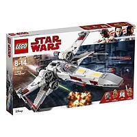 Конструктор LEGO Star Wars Звёздный истребитель типа Х 75218