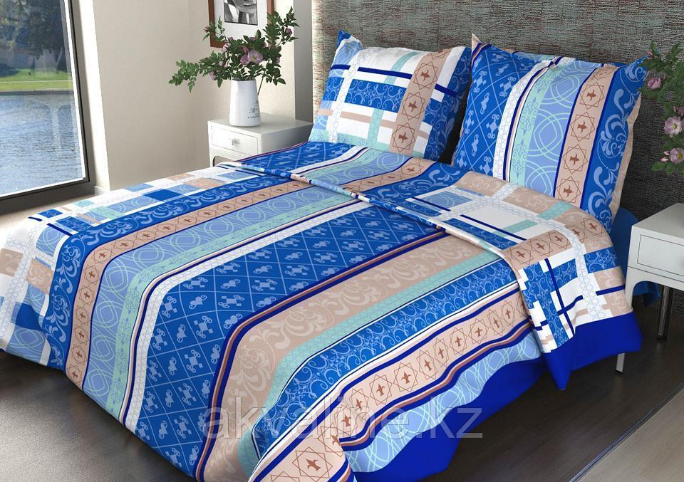 Постельное белье 301-2 Аккорд синий «Астра»