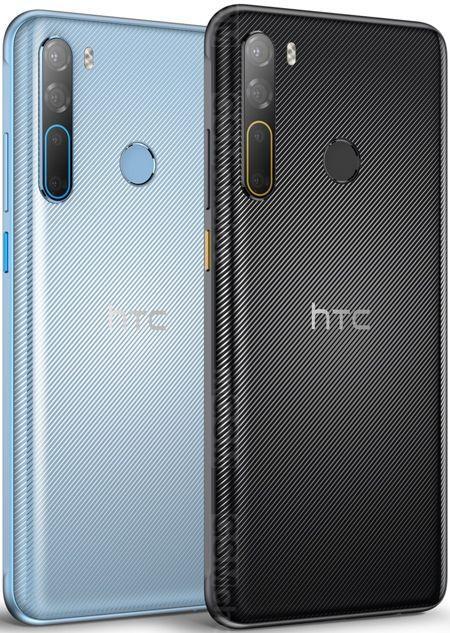 HTC Desire 20 Pro Blue