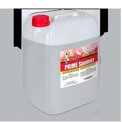 PRIME SPUMER Средство для удаления загрязнения не вредя лакокрасочному покрытию. 22 кг