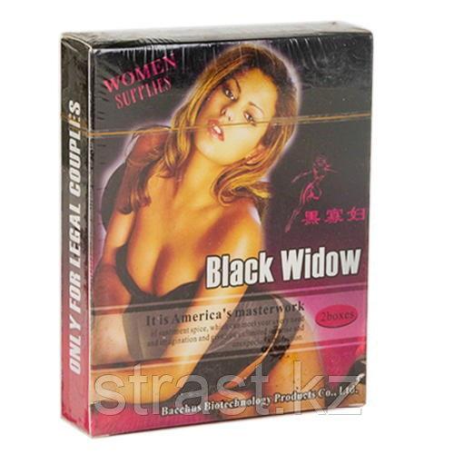 """Возбуждающий порошок """"Чёрная вдова"""" Black Widow"""