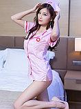 Медсестра в розовом халате, фото 2