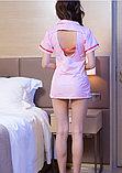 Медсестра в розовом халате, фото 3
