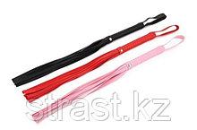 Плеть (цвет черный, розовый, красный)