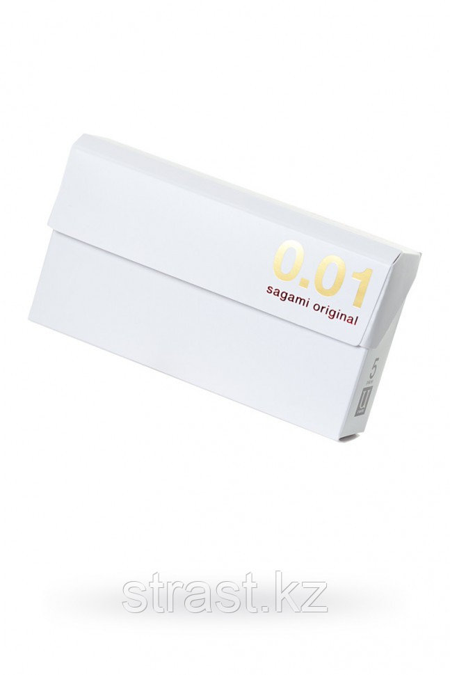 ПРЕЗЕРВАТИВЫ ПОЛИУРЕТАНОВЫЕ SAGAMI ORIGINAL 001 №5 (цена за штуку)