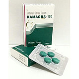 Стимулятор потенции Kamagra-100 Gold (Виагра Силденафил) 4 шт, фото 3