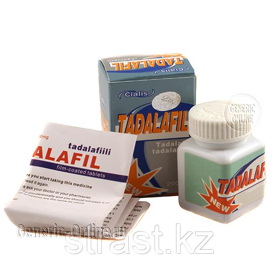 Препарат для потенции Сиалис (тадалафил) 50 мг