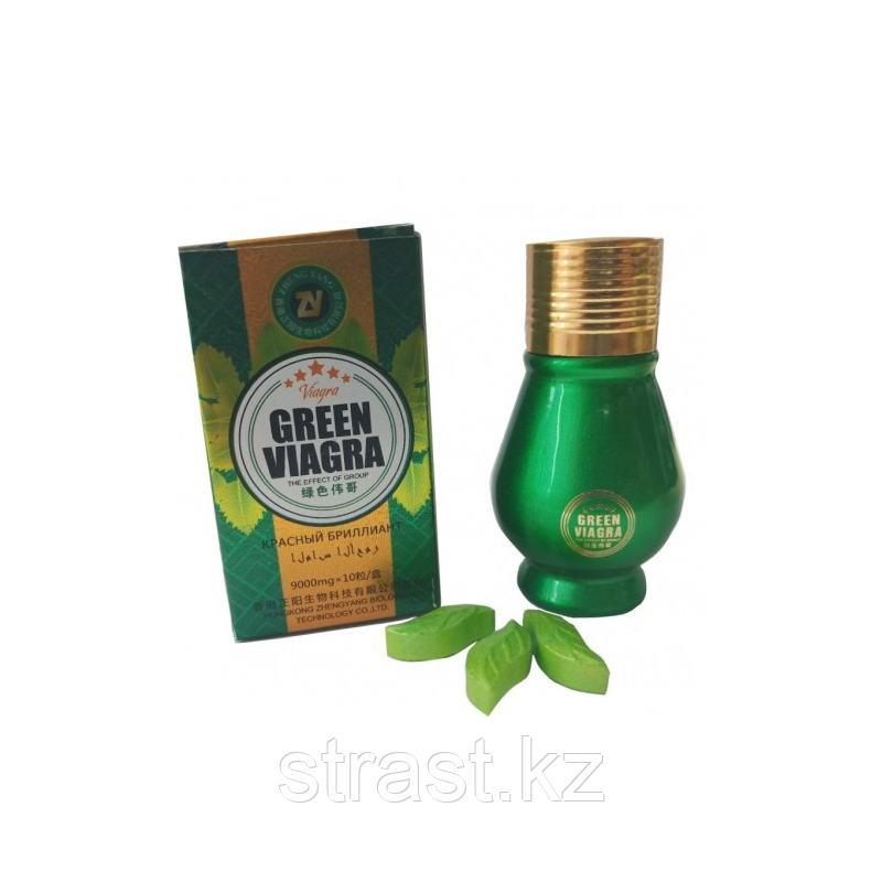 Green Viagra Зеленая Виагра