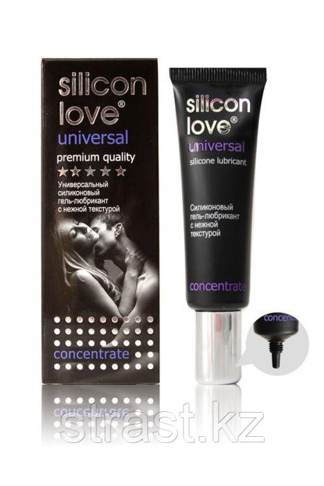 Гель-любрикант силиконовый Silicon Love Universal, 30 гр