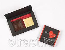Возбуждающий шоколад с афродизиаками ChocoLovers 20 гр