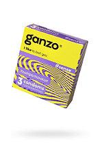 Ganzo Ultra Thin ультра тонкие, 3 шт.