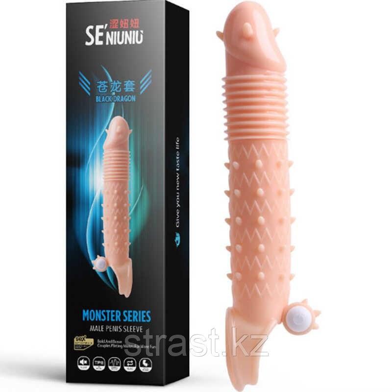 Насадка Monster condom