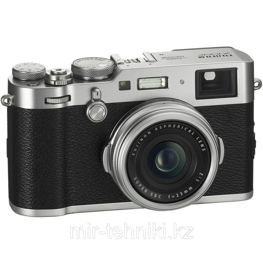 Цифровой фотоаппарат Fujifilm X100F 23mm f/2 Silver