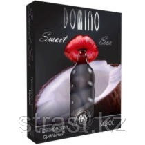 Презервативы оральные Domino Sweet Sex Кокос (в уп.3 шт)