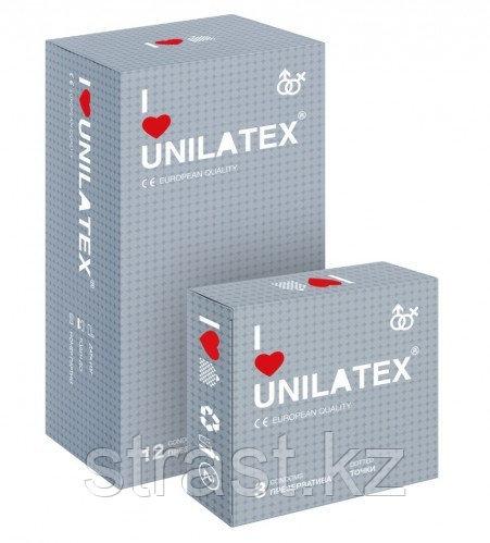 Презервативы Unilatex Dotted презервативы с точечной поверхностью (цена за 1 шт)