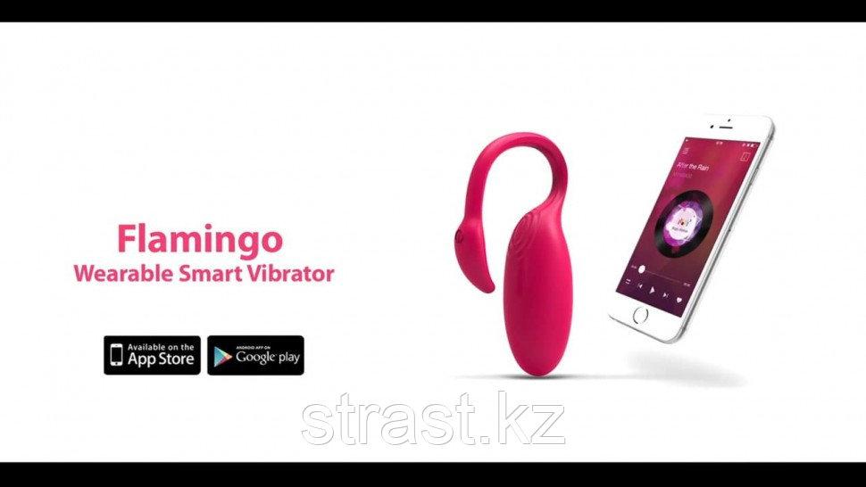 *FLAMINGO - smart вибратор