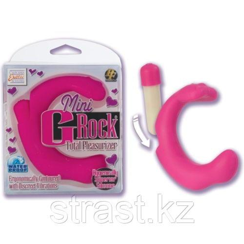 Стимулятор точки G Mini G Rock Pink