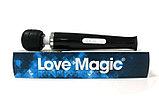 Love magic проводной чёрный, белый, фото 2