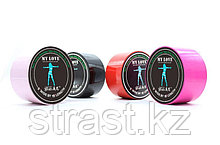 Многоразовая скотч-лента для бондажа Lovelyplay Bondage Tape 15 м (красная, черная)