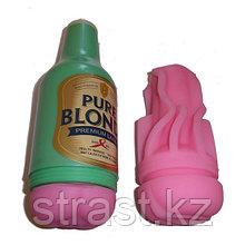 Вагина Мастурбатор в форме бутылки, аксессуар для секс машины
