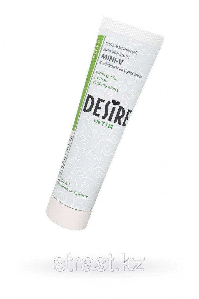 Гель с эффектом сужения Desire ''Mini-v'' для женщин, 30 мл